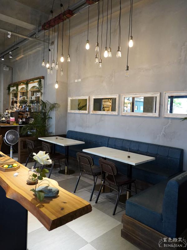 奶油麵包 礁溪旗艦店》餐點美味好吃,環境優雅迷人,手工麵包 輕食早午餐 下午茶甜點 義式餐點 PIZZA 小農產品,熱門打卡適合約會哦 @紫色微笑 Ben&Jean 饗樂生活