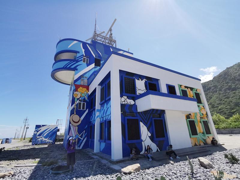 【漢本海洋驛站】免費景點,海景第一排,望海IRIS女神鞦韆全家都可玩,藍天白雲好風光,湛藍大海超療癒,如何前往鞦韆開放時間分享,南澳週邊美食景點介紹 @紫色微笑 Ben&Jean 饗樂生活
