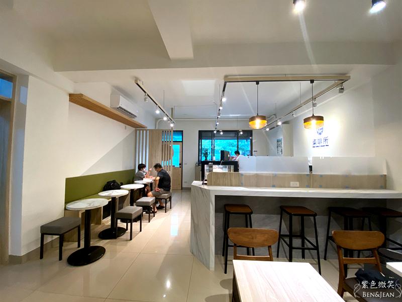 宜蘭下午茶》粢啡所 千層蛋糕甜美可人 藍帶主廚製作 甜點很厲害的宜蘭咖啡館 (原三拾手作甜點) @紫色微笑 Ben&Jean 饗樂生活