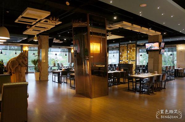 ▋宜蘭咖啡廳▋宜蘭市.摩爾先生的餐廳~空間寬敞舒適、非常適合聊天(結束營業) @紫色微笑 Ben&Jean 饗樂生活