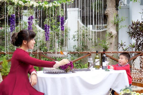 ▋台北拍照地點▋亞蘇花園~將剎那化為永恆的夢幻拍照聖地 @紫色微笑 Ben&Jean 饗樂生活