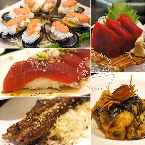 ▋台北餐廳▋新陶膳~黑鮪魚赤肉套餐真迷人 @紫色微笑 Ben&Jean 饗樂生活