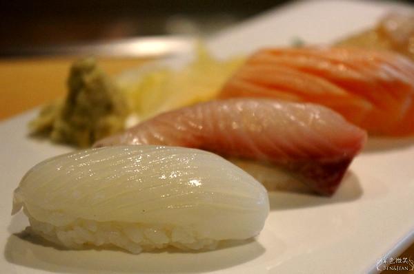 ▋台中美食▋本壽司~~氣氛舒適迷人、價格合理CP值很高的握壽司日本料理 @紫色微笑 Ben&Jean 饗樂生活