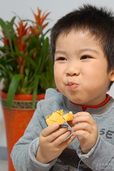 團購美食▋凰庭金鑽鳳梨酥-從沒看過酸度會隨季節變化的鳳梨酥 @紫色微笑 Ben&Jean 饗樂生活