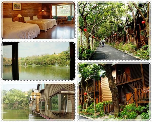 台南旅遊▋南元花園休閒農場-湖上小木屋與精緻餐點 @紫色微笑 Ben&Jean 饗樂生活
