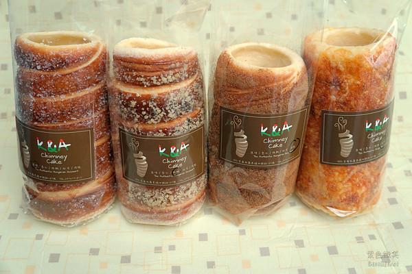 宜蘭美食▋匈牙利煙囪捲@羅東~來自匈牙利的異國美食 @紫色微笑 Ben&Jean 饗樂生活