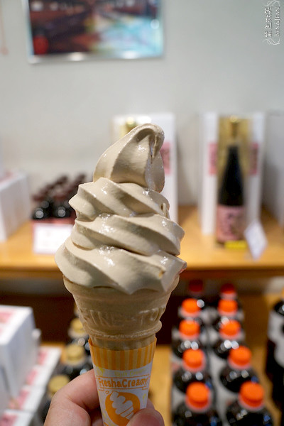 ▋四國/瀨戶內國際藝術季▋小豆島醬之鄉的醬油冰淇淋 (作品71號 花寿波島の秘密、作品85號リーブのリーゼント) @紫色微笑 Ben&Jean 饗樂生活
