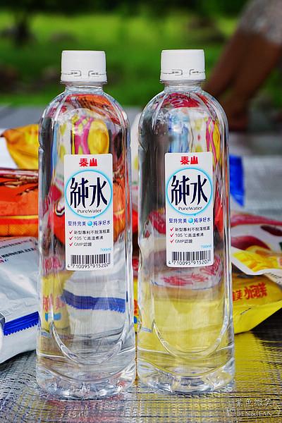 泰山純水▋新不脫落蓋很方便也是郊遊踏青解渴、泡牛奶的好伙伴 @紫色微笑 Ben&Jean 饗樂生活