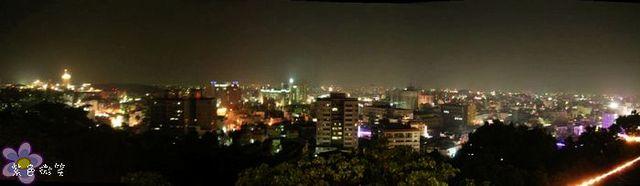 [夜景]彰化市+八卦山大佛 @紫色微笑 Ben&Jean 饗樂生活