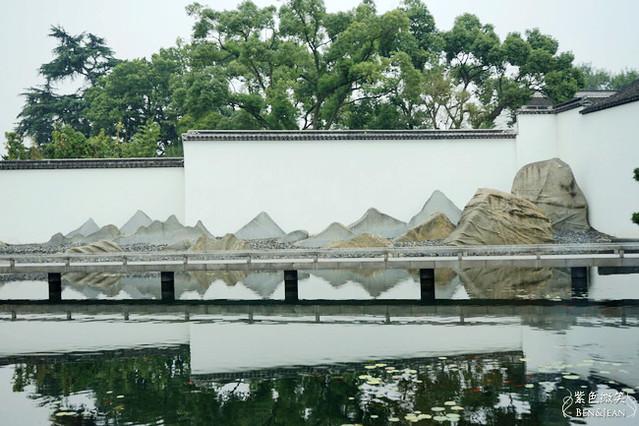 蘇州博物館 ▋中國蘇州~貝聿銘設計的博物館,典藏蘇州文物菁華 @紫色微笑 Ben&Jean 饗樂生活