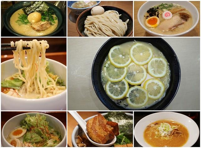 東京,最厲害的拉麵在這裡!打破拉麵印象,令人驚艷新湯頭拉麵 @紫色微笑 Ben&Jean 饗樂生活