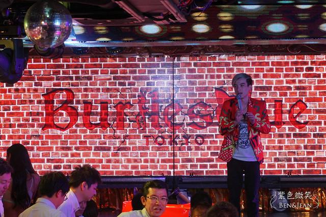 東京六本木歌舞秀~BURLESQUE TOKYO バーレスクTOKYO  媲美Las vegas 、法國紅磨坊,電影舞孃俱樂部經典重現(文末有影片) @紫色微笑 Ben&Jean 饗樂生活