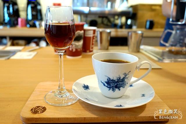 握咖啡oh cafe.宜蘭羅東下午茶▋WCE世界盃烘豆大賽賴昱權返鄉力作,咖啡果然不同凡響 @紫色微笑 Ben&Jean 饗樂生活