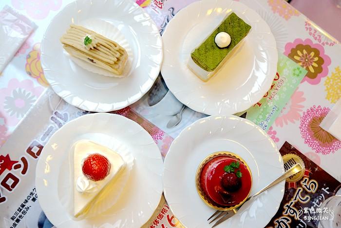 銀裝蜂蜜蛋糕▋日本大阪泉州~蜂蜜蛋糕清爽好吃香甜不膩,大阪名物之一 @紫色微笑 Ben&Jean 饗樂生活