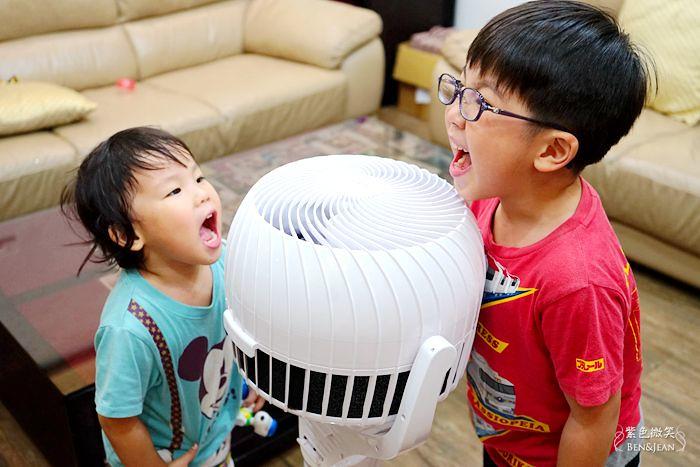 Day Plus 空氣濾淨創風機,結合空氣清淨與循環電扇的功能,造型簡約大方,二合一節能又省電<文末抽獎> @紫色微笑 Ben&amp;Jean 饗樂生活