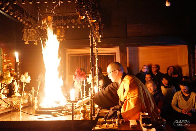 惠光院宿坊Shukubo Koya-san Eko-in Temple▋和歌山自駕遊▋高野山住宿體驗,體驗阿字觀暝想,夜訪奧之院,品嚐美味的精進料理,感受日本佛教的神聖氛圍 @紫色微笑 Ben&Jean 饗樂生活
