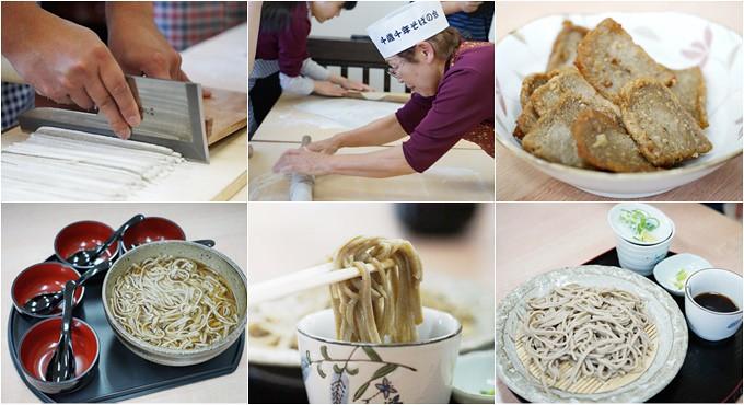 北海道手工蕎麥麵體驗▋千歲市岩本農場,職人手工製作,好玩又好吃 @紫色微笑 Ben&Jean 饗樂生活