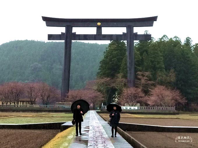 熊野本宮大社. 和歌山自駕遊▋日本最大鳥居. 熊野三山是靈魂終點也是生命起點 @紫色微笑 Ben&Jean 饗樂生活