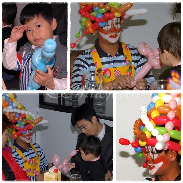 氣球玩家[婚禮氣球佈置]+裕倉屋[日式喜餅] @紫色微笑 Ben&Jean 饗樂生活