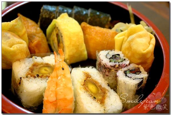 [台東美食]台東市+大車輪日本料理 @紫色微笑 Ben&Jean 饗樂生活