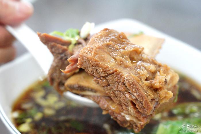 【家宏牛肉麵】獨特牛小排做成的牛肉麵,大口滿意,傳承飄香40年|宜蘭礁溪美食 @紫色微笑 Ben&Jean 饗樂生活