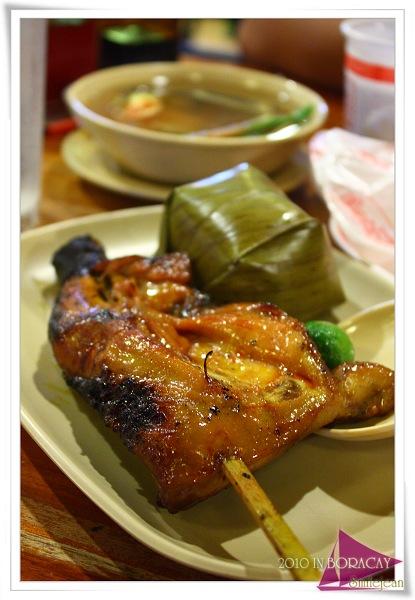 [長灘島]菲律賓美食Mang Inasal 和 Andok's 餐廳 @紫色微笑 Ben&Jean 饗樂生活