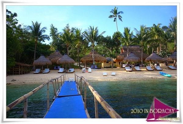 [長灘島]Asya hotel (阿夏飯店)旅客獨享的私人海灘 @紫色微笑 Ben&Jean 饗樂生活