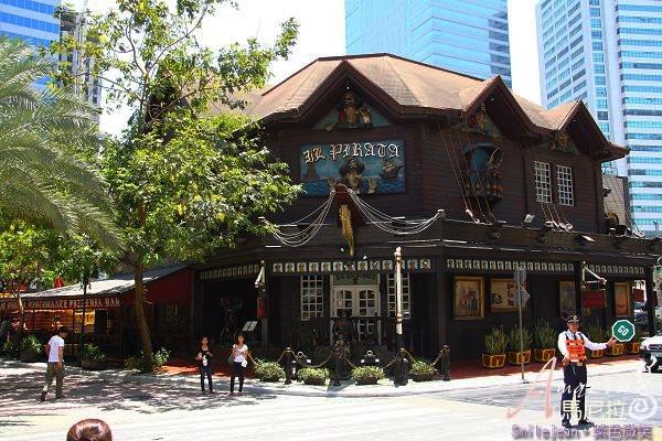 [馬尼拉美食]IL Pirata Restaurant海盜主題餐廳~新奇又好吃 @紫色微笑 Ben&Jean 饗樂生活