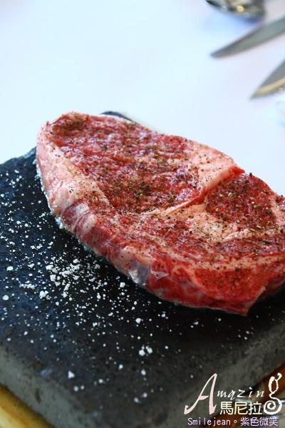 [馬尼拉美食]Wagyu stone grill 牛排餐廳  石頭燒烤好味道 @紫色微笑 Ben&Jean 饗樂生活