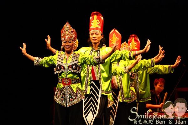 [宜蘭傳藝中心]2011亞太傳統藝術節~不用出國就可以看遍多國的精采表演 @紫色微笑 Ben&Jean 饗樂生活