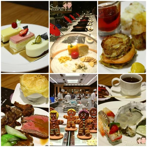 ▋台北Buffet餐廳▋饗食天堂~精緻美味的吃到飽餐廳 @紫色微笑 Ben&Jean 饗樂生活
