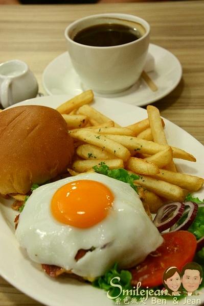 ▋台北早午餐▋方糖咖啡~溫馨的小店不平凡的美味 @紫色微笑 Ben&Jean 饗樂生活
