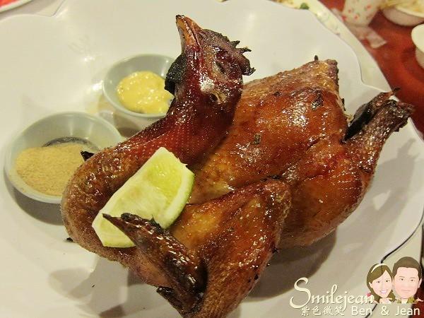 ▋宜蘭餐廳▋礁溪+火山爆發雞~肉質鮮嫩多汁可口 @紫色微笑 Ben&Jean 饗樂生活