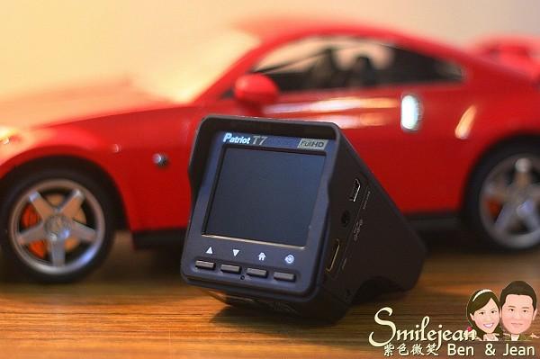 愛國者T7全能型1080P高畫質行車記錄器~~畫質超清晰 @紫色微笑 Ben&Jean 饗樂生活