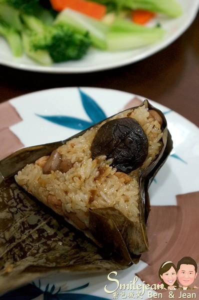 ▋DIY食譜▋古早味粽子~祖傳的懷念味道 @紫色微笑 Ben&Jean 饗樂生活