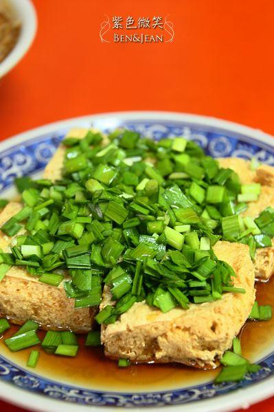 ▋花蓮小吃▋鳳林.韭菜臭豆腐~全台唯一韭菜搭配臭豆腐 @紫色微笑 Ben&Jean 饗樂生活