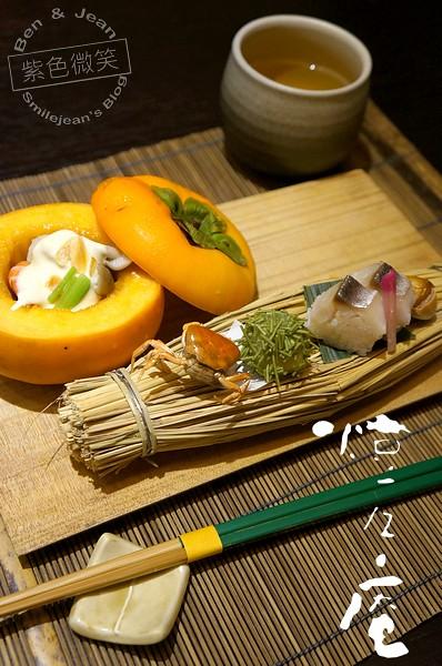 ▋台北餐廳▋燈燈庵~眼耳鼻舌身意六根滿足的料理美學 @紫色微笑 Ben&Jean 饗樂生活