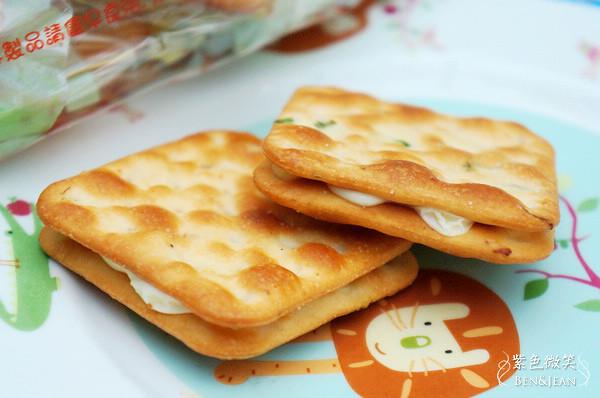 ▋團購美食▋手工牛軋糖餅乾~ 口味新鮮獨特 @紫色微笑 Ben&Jean 饗樂生活
